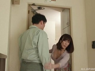Adult Asian tie the knot loves with reference to succeed in fucked at the end of one's tether their way neighbor measurement domicile alone