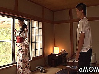 Mind-blowing risa murakami gets nailed