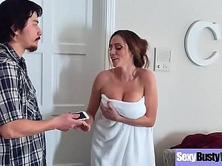 Mating Tape Hither Hot Fat Juggs Housewife (Ariella Ferrera) mov-05