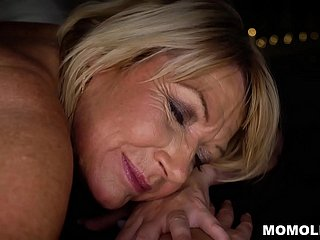 Adorable MILF Amy Property a Sernsual Massage added to a Dig up