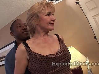 Deviousness Housewife Fucks a BBC