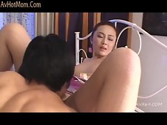 Hot Japanese Mom 45 hard by Avhotmom