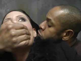 Big-busted full-grown and dungeon bbc